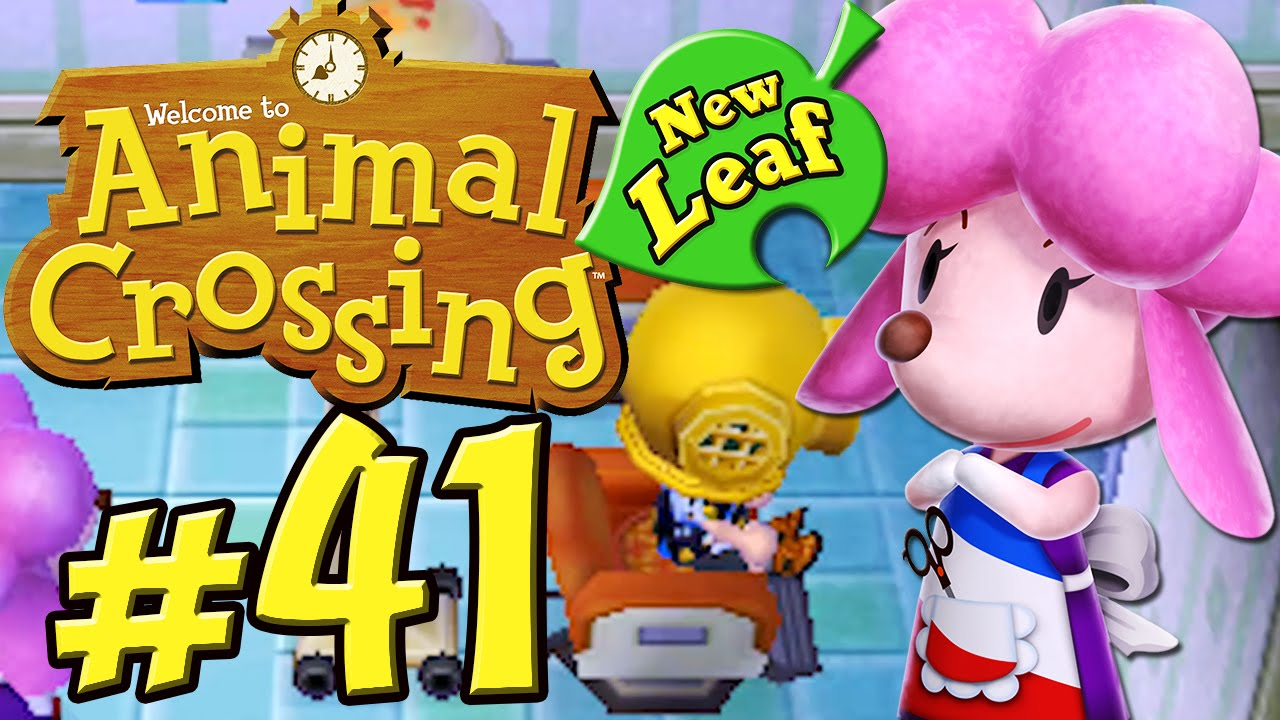 animal crossing new leaf cafe guide