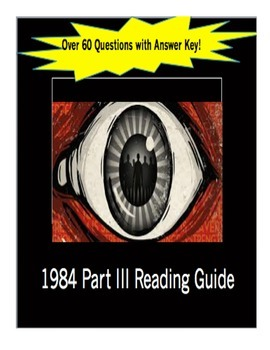 1984 guided reading questions answers