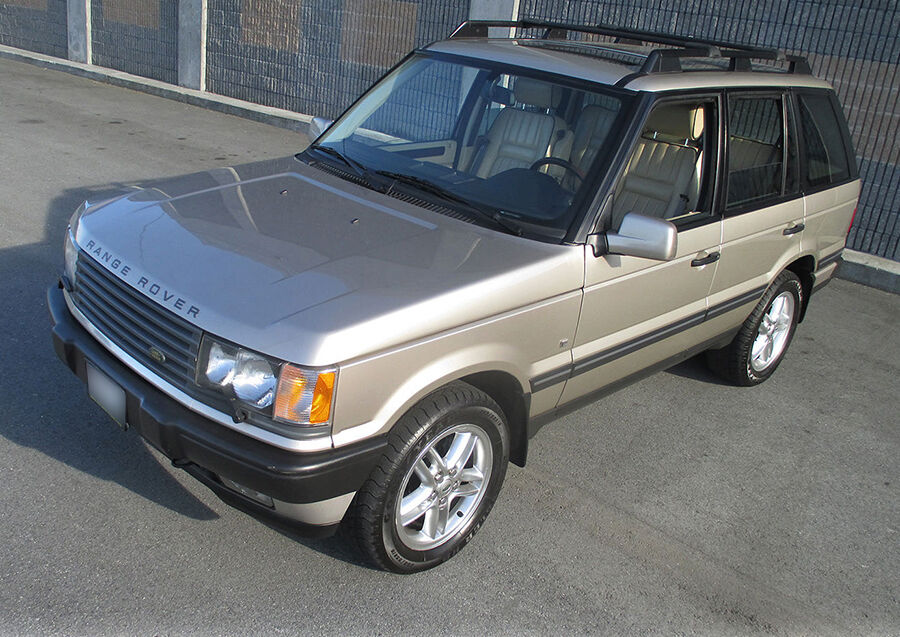 range rover p38 buyers guide