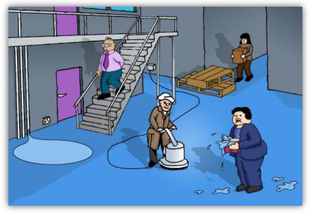 a guide to health and safety in the office
