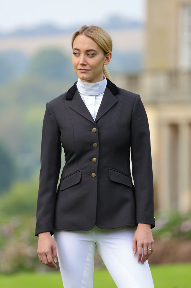 shires show jacket size guide