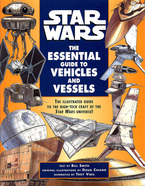 star wars the essential guide to vehicles and vessels