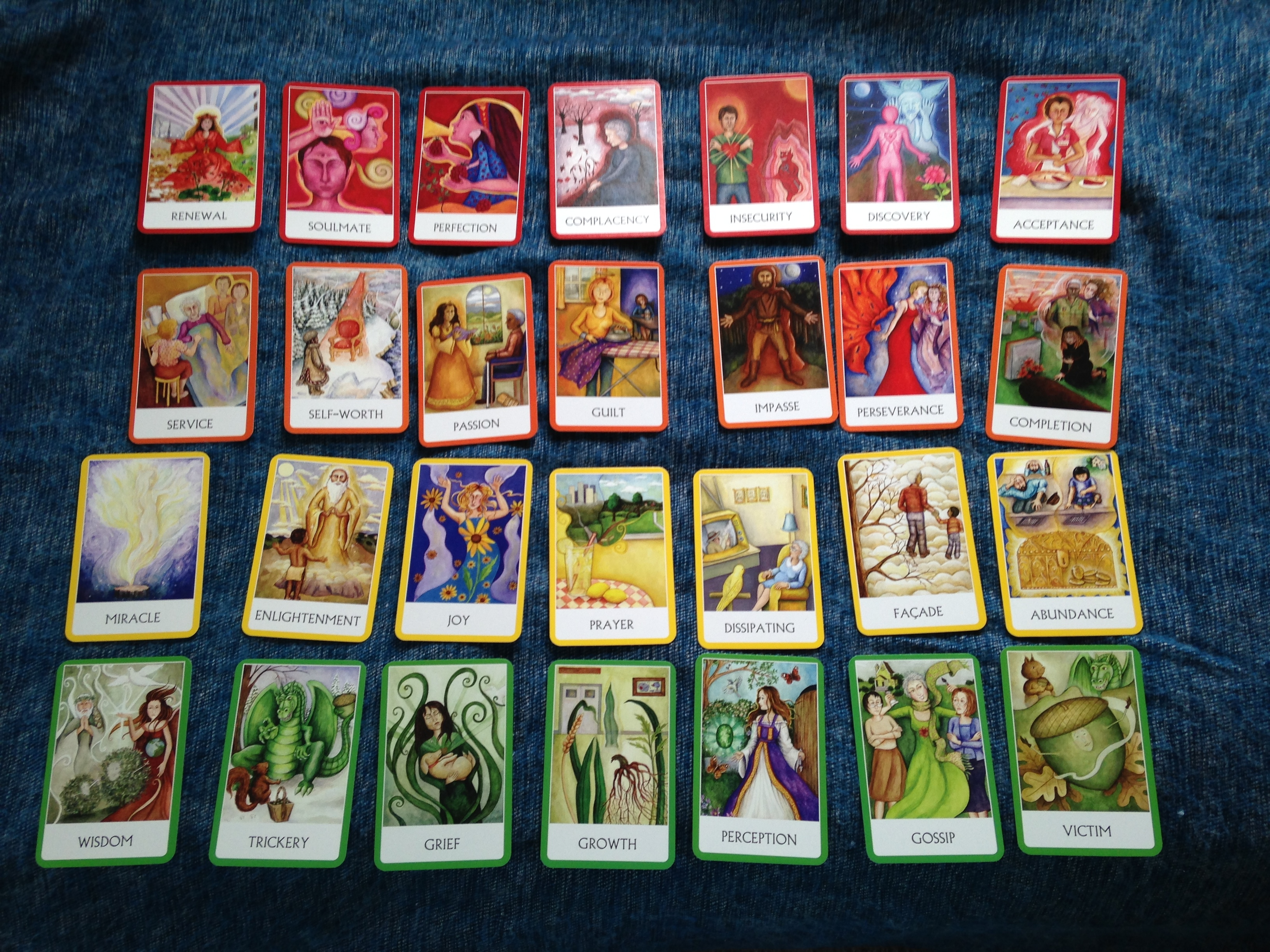 ask your guides oracle cards guidebook