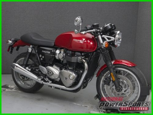 used motorcycles triumph thruxton buyers guide