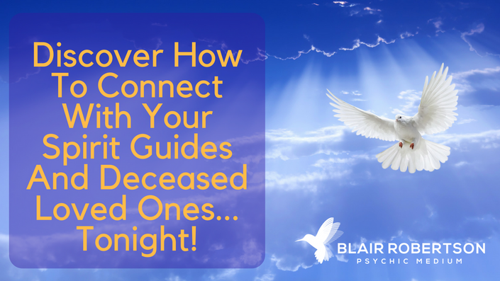 connecting with your spirit guide