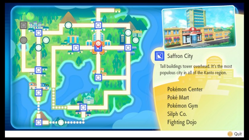 pokemon fire red map guide
