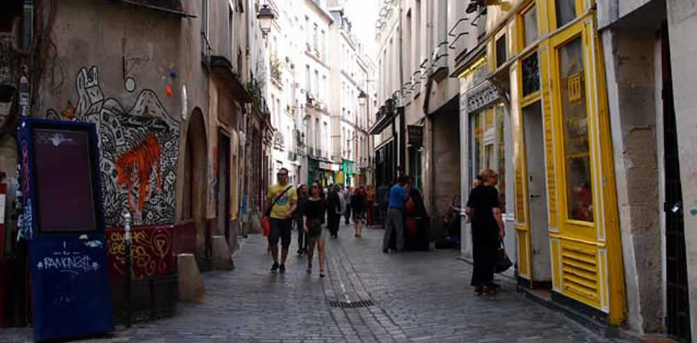 guided tours in paris in english