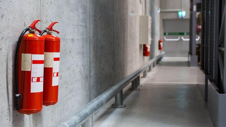 fire safety an employers guide