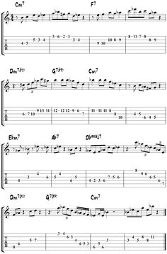the easy guide to jazz guitar arpeggios pdf