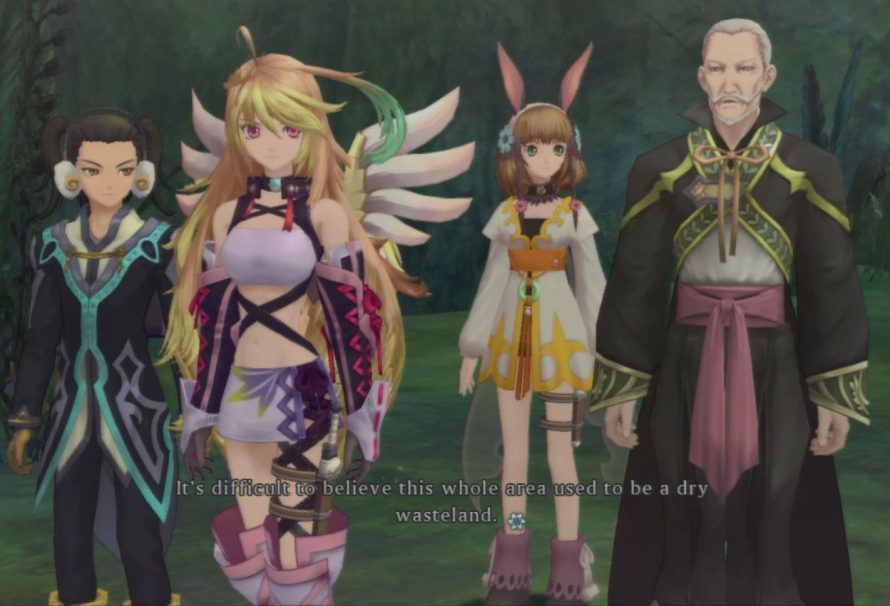 tales of xillia sub event guide