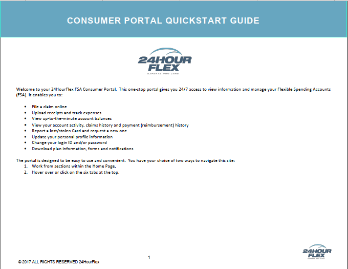 portal of power quick start guide
