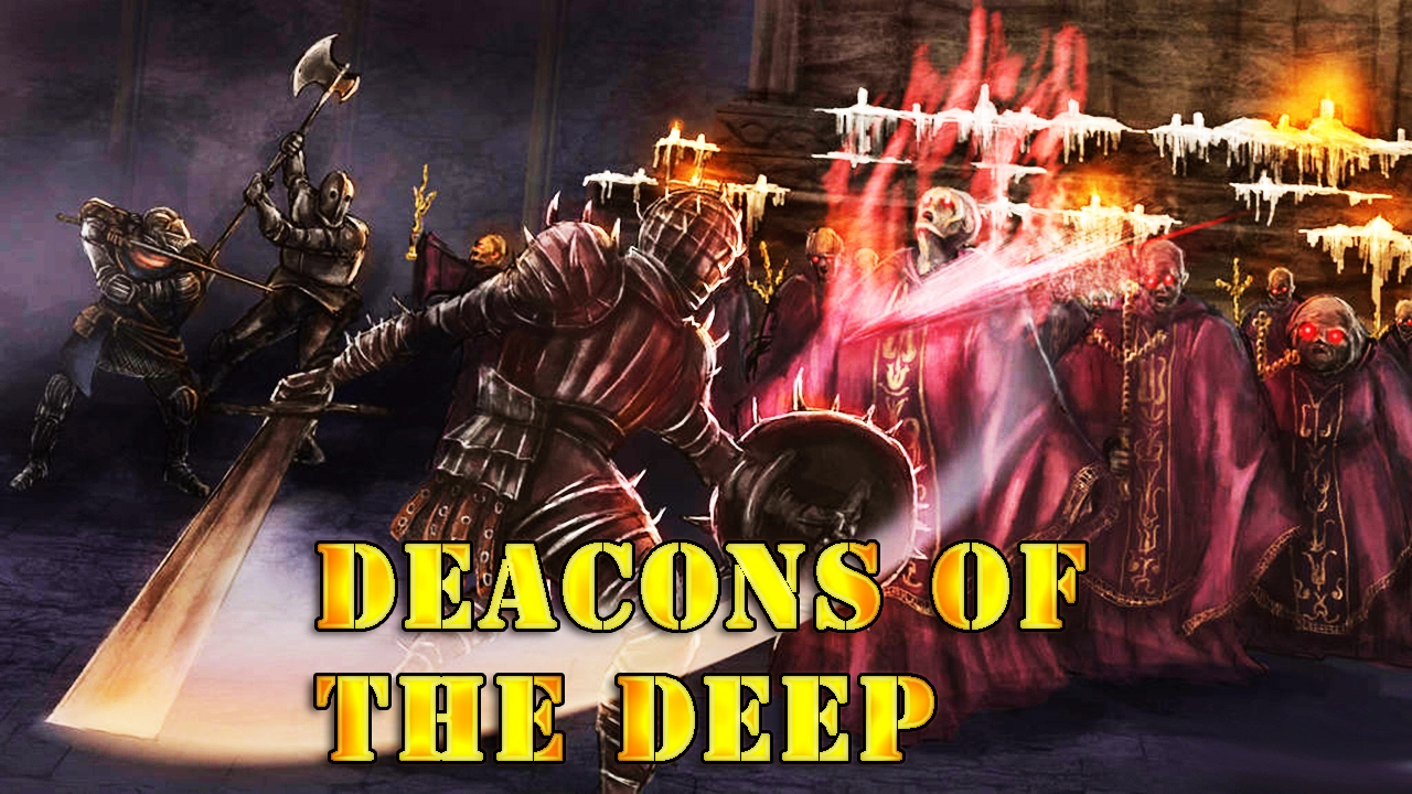 deacons of the deep guide