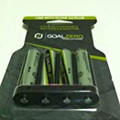 goal zero guide 10 plus adventure kit solar charger review