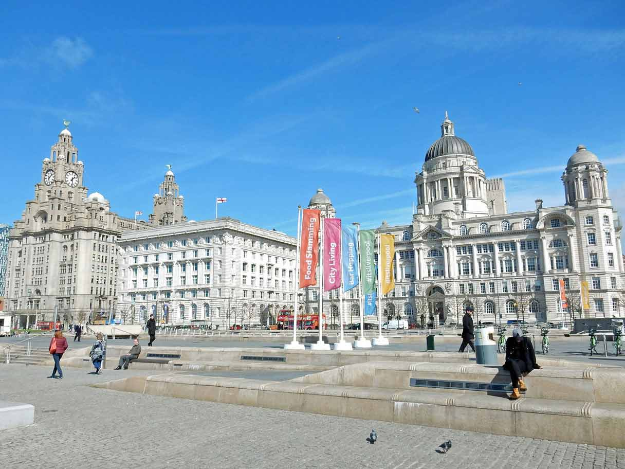 self guided beatles tour liverpool
