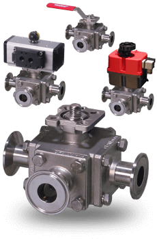 actuated ball valve selection guide