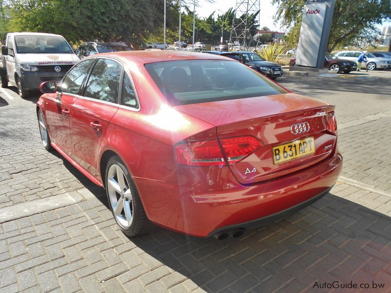 audi a4 used price guide