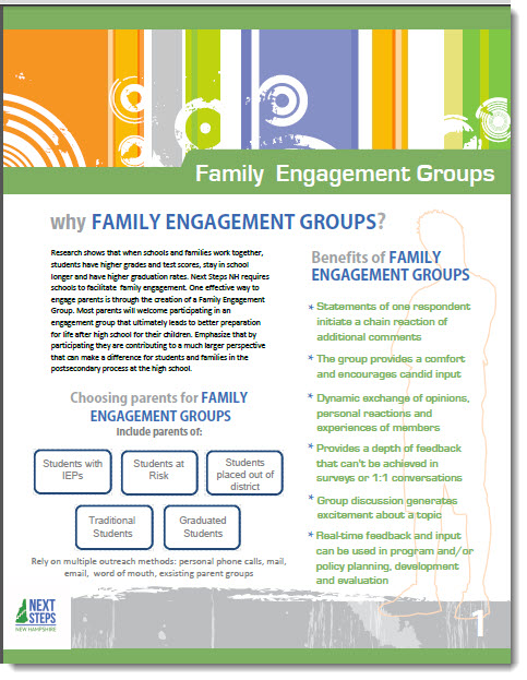 the family project participants guide
