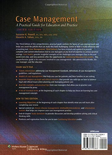 case management a practical guide for education and practice pdf