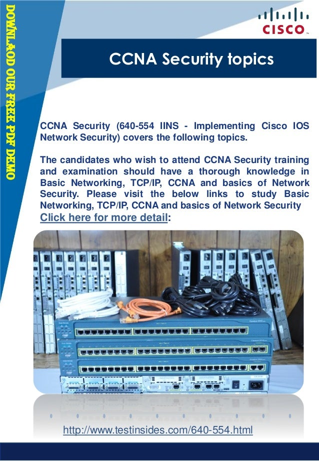 ccna security 640 554 official cert guide