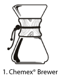 10 cup chemex brew guide
