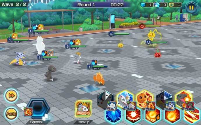 digimon re digitize skill guide