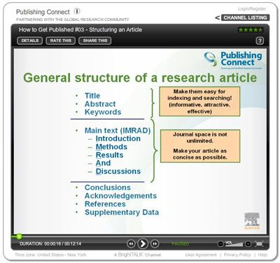 from research to manuscript a guide to scientific writing