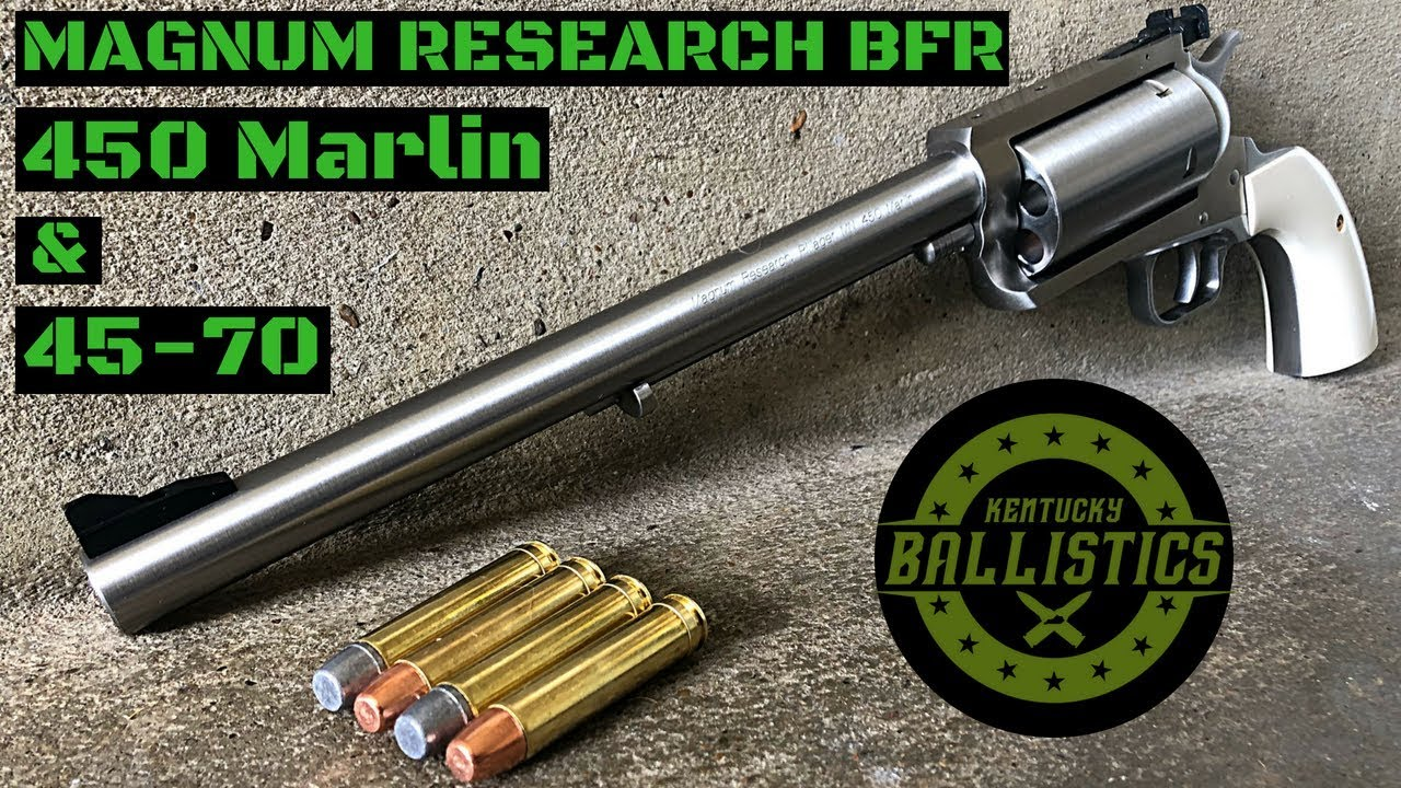 marlin 450 guide gun review