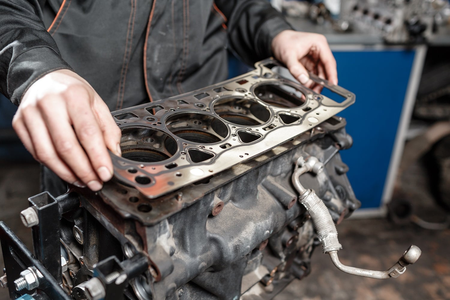 mgf head gasket replacement guide