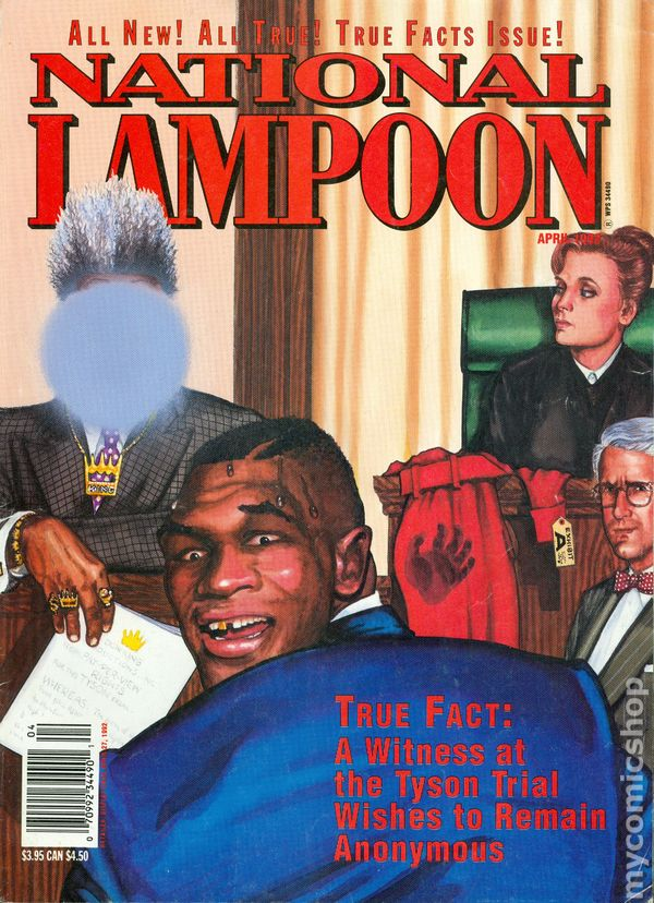 national lampoon magazine price guide