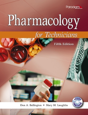 pharmacology study guide drug classification