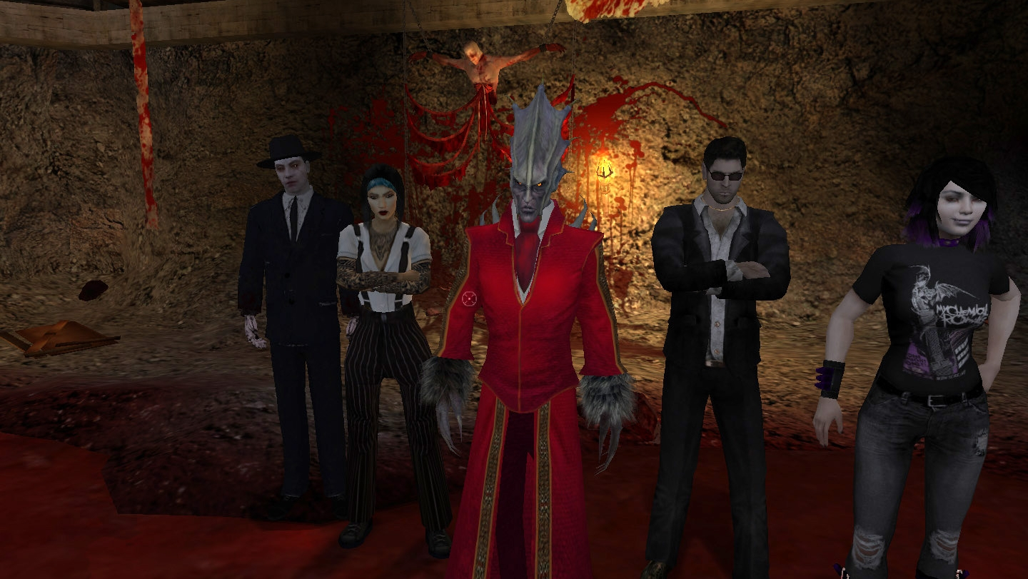 vampire the masquerade bloodlines guide