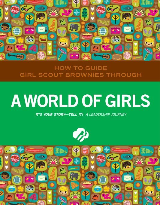 what are girl guide leaders called
